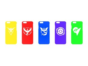 Iphone 6/6s Pokemon Go Case