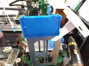 Makergear M2 LCD screen mounting bracket