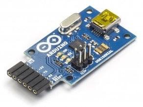 Box for USB 2 Serial Converter