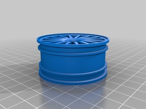 Rims for 1:10 car