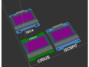 """0.96"""" OLED modules models"""
