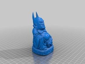 Batman Buddha