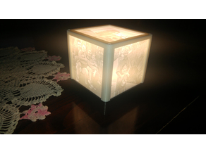 Lithophane Light Box