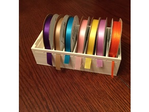 Ribbon Spool Holder