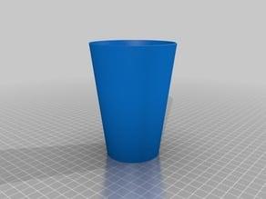 plastic cup/glass
