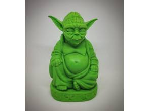 Yoda Buddha (High res, No support)