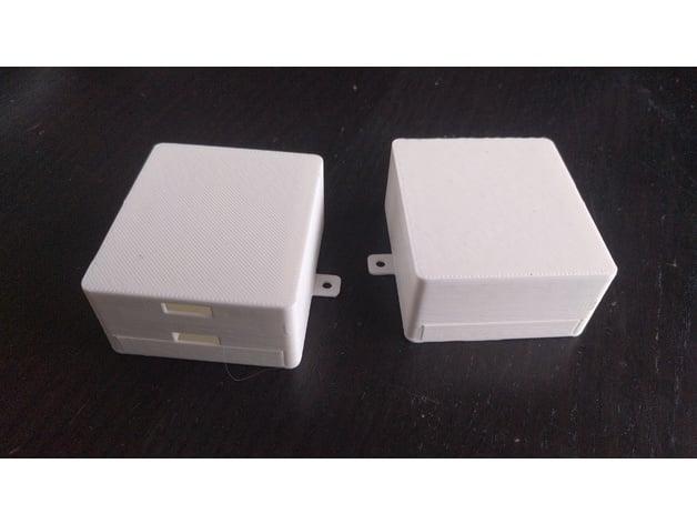 The Kube - ESP8266 NodeMCU WS2812 MQTT LED Controller by