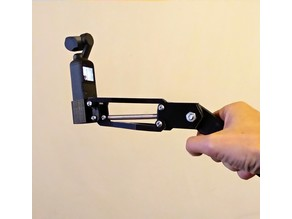 4 axis stabilizer osmo poket