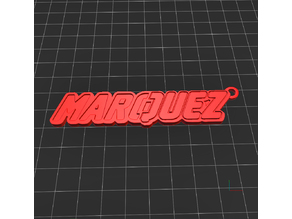MARC MARQUEZ Keyring