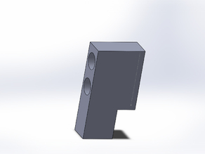 Robo3d Latches for Mikes enclosure
