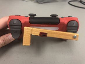 PS4 One-Handed Trigger Extender