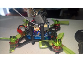 FPV Camera support for Kingkong GT90