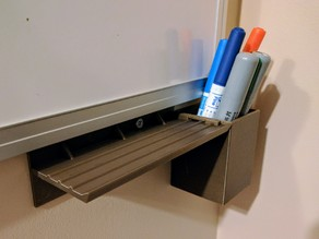 White Board Pen Holder