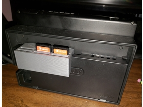 Nintendo Switch Game Cartridge Holder