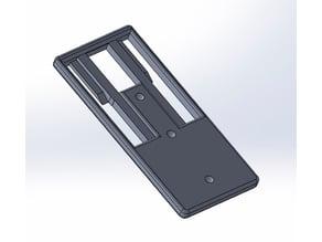 Bayangtoys x16 y x21 sujeción gimbal CNC 2-3 ejes - Bayangtoys x16 and x21 CNC gimbal 2-3 axis mount