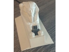 Sphinx Phone Charging Stand