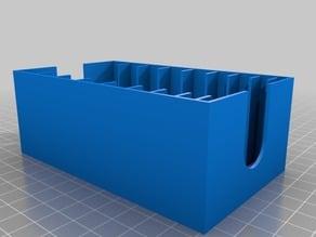 Organizador para cartas de Descent + Nerekhall tamaño 41x63 enfundadas