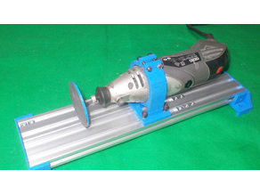 011-Homemade Small Grinder Drills DIY Belt Sander Mini Machine Sanders Rotary Tools Drill DC Motor  2