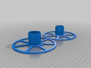 Five Dollar Filament Spool - 33mm ID for CR10