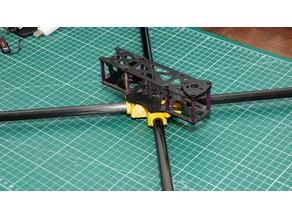 Martian II to 12ich props conversion kit