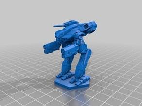 MWO Marauder MAD-3R MAD-5D 6mm 1:285