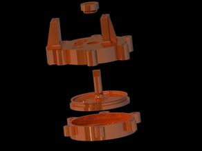 4-Way Automatic Printable Water Valve