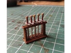 Denser Sword Rack