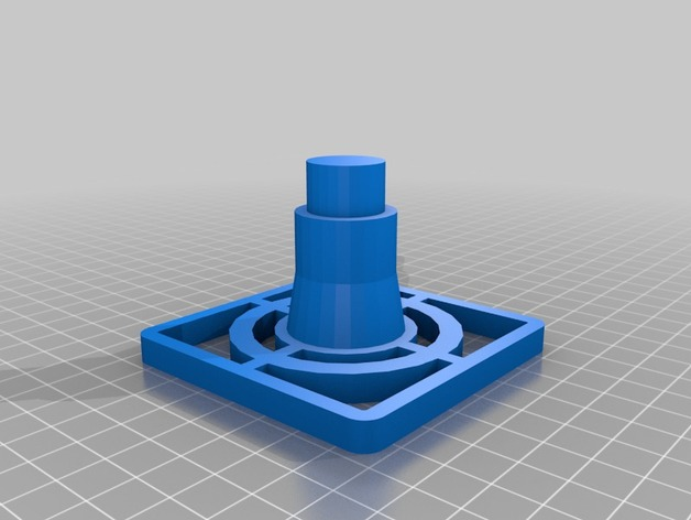Dillon XL 650 Toolhead Stand by ikidd - Thingiverse