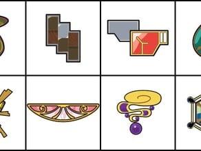 pokemon Kalos gym badges