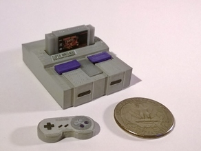 Mini Super Nintendo Entertainment System (SNES)