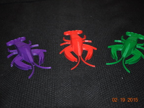 Crayfish - simple