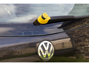 VW Rear Wiper Cap