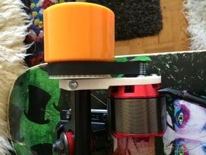 Cheese cheddar eskate  15mm gear