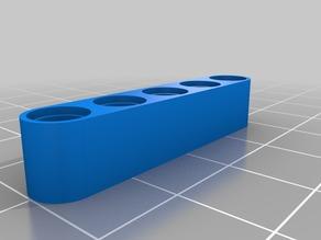 Lego Studless Beam 5 Holes