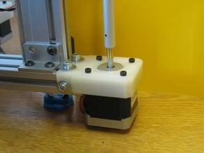 Hadron (ORD Bot) Rigid Z-Motor Bracket