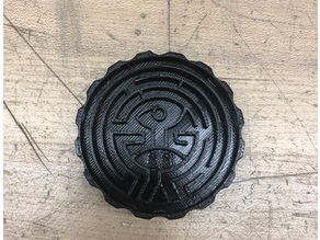 West World themed Maker Coin
