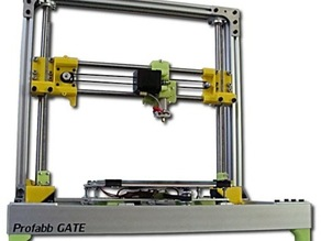 Profabb GATE LE - 3D printer from U-Design