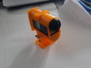 Sony Action Cam As-15/10 Case + Tilt