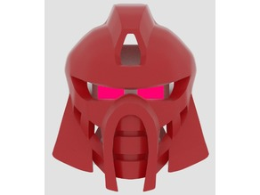 Kanohi Hau, Noble Mask of Shielding