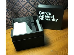 Cards Against Humanity card box (unofficial)