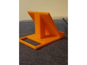 Phone / Mobile Stand very stable; with case