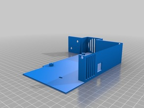 Ender 3 MKS Gen L adaptor case and mount with 40x40x20mm fan