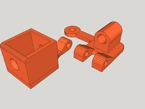 Mendel90 Filament cleaner / dust remover