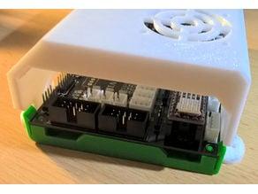 MKS GEN 1.4 clip brackets and fan holder