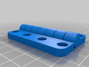 My 4pin x 40mm Parametric Hinge