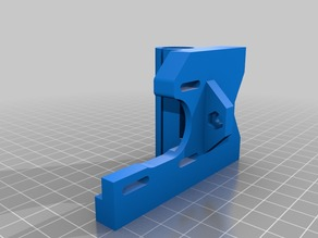 X-End with belt tensioner - prusa i3