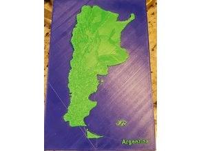 Argentina 3d remix