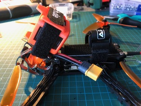 GoPro Hero 5 Session Racecopter Mount
