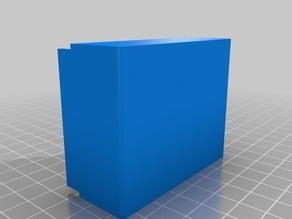 Square D breaker shield