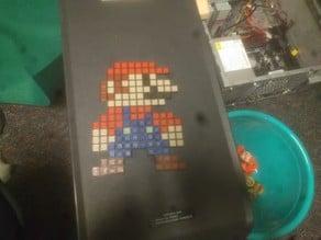 Pixel Mario Thin
